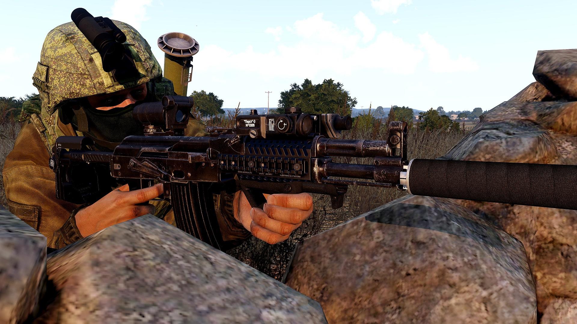 Aktuelle News und Downloads für den Taktik-Shooter ArmA 3